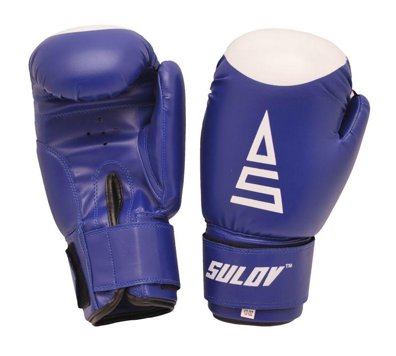 Box rukavice SULOV, DX, modré