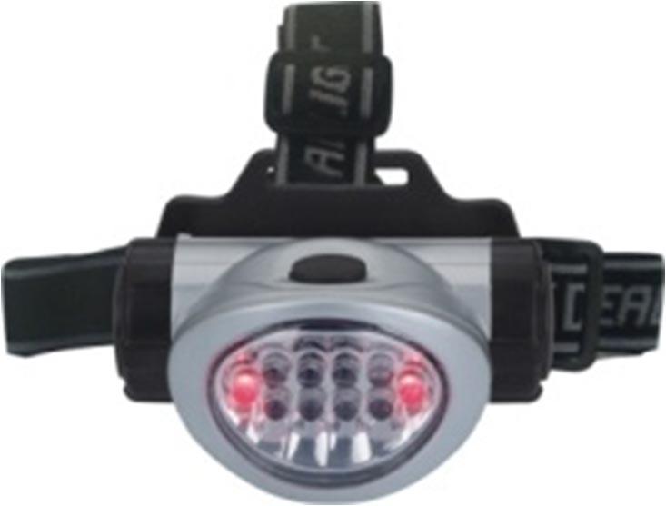 Čelovka CALTER BASIC 10 LED