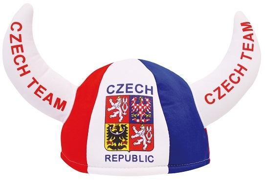 Klobouk rohy ČR 2