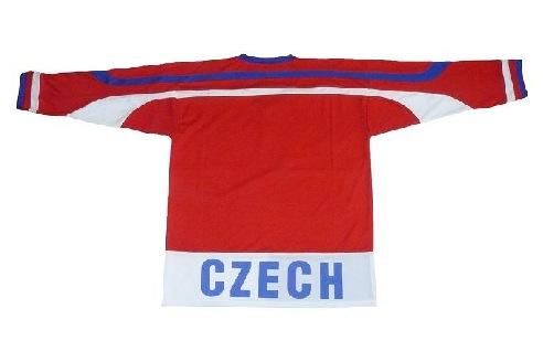 Fanouškovský dres Česká republika