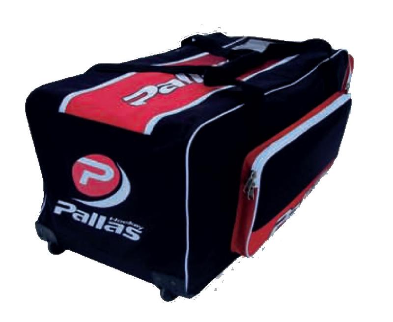 Hokejová taška Pallas Luxux senior Golman na kolečkách