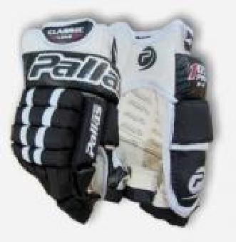 Hokejové rukavice Pallas 103 JR BÍLO/ČERNÉ 9