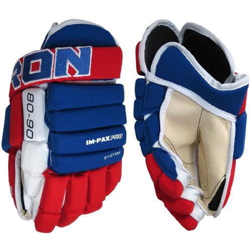 Hokejové rukavice Tron IM-PAX Pro JR 11