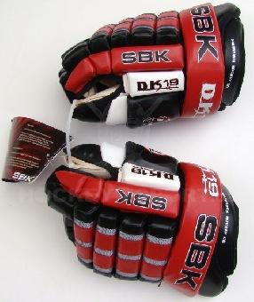 Hokejové rukavice Sherbrook SBK DK 19 celokožené 12,5