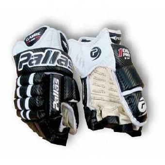 Hokejové rukavice Pallas 106 Pro černé celokožené 14