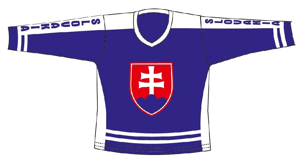 Hokejový dres SR 4