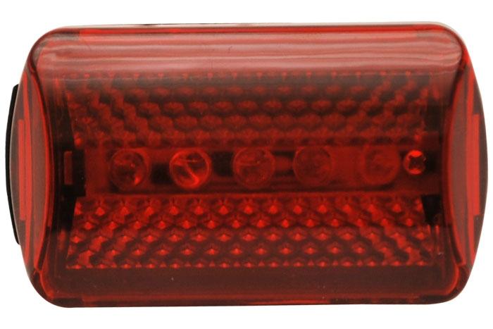 Světlo zadní LIFEFIT HX8001, 5xSB-LED, 7fce