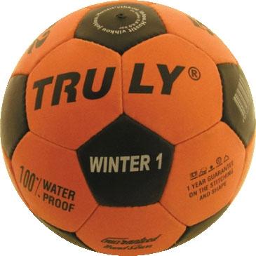 Fotbalový míč TRULY WINTER LINE  III., vel.5