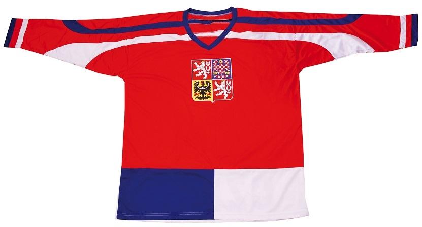 Hokejový dres ČR 1