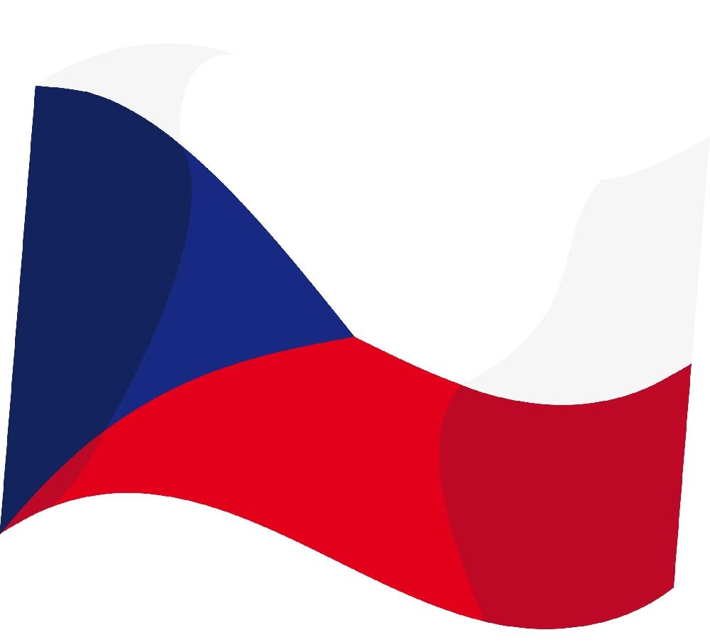 Vlajka ČR 135x90