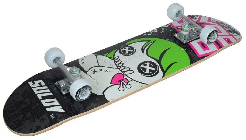 Skateboard SULOV TOP - VOODOO, vel. 31x8