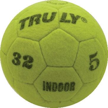 Fotbalový míč TRULY WINTER LINE V. INDOOR, vel.5