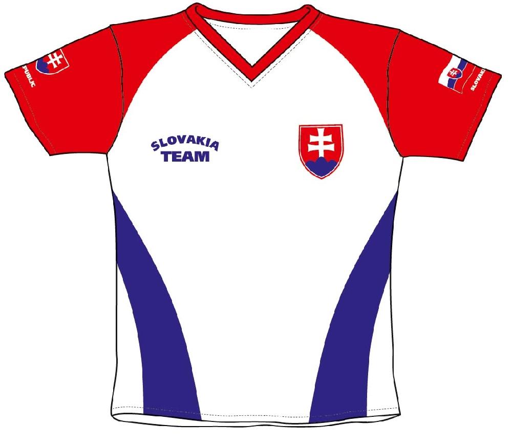 Fotbalový dres SR 1 dětský