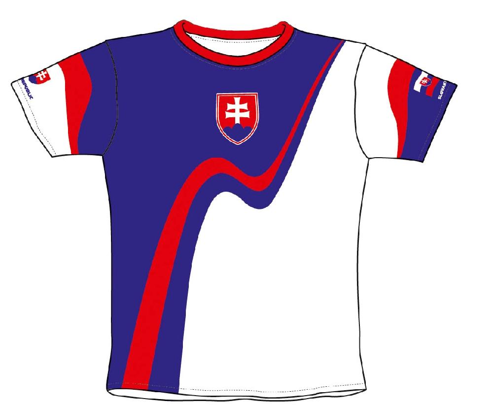 Fotbalový dres SR 3 dětský