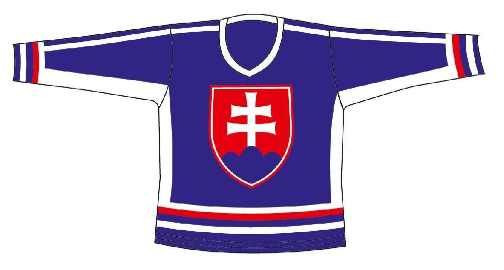 Hokejový dres SR 5