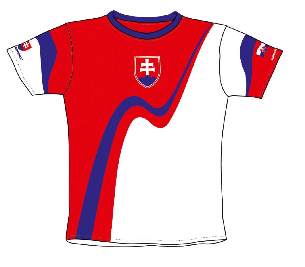 Fotbalový dres SR 4