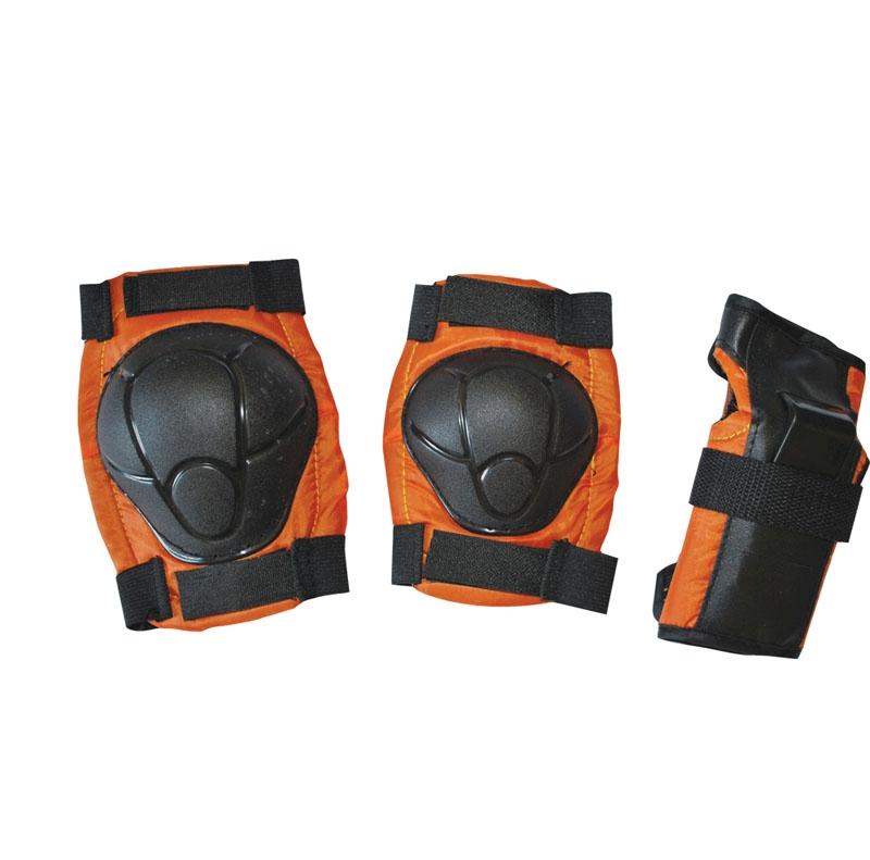 In-line chrániče TRULY NAIVE SET, oranžové