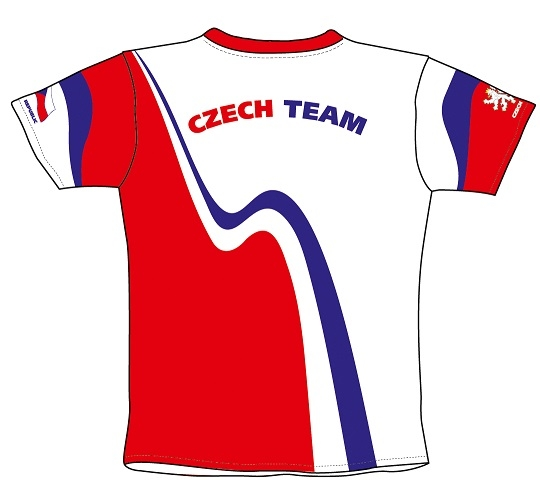 Fotbalový dres ČR 5