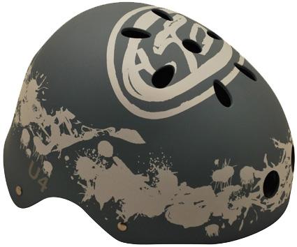 Helma na skate SULOV U4, šedá