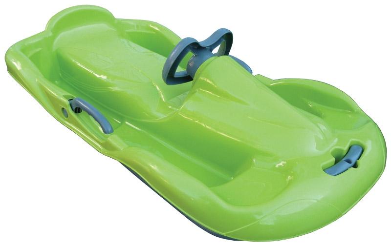 Bob plastový s volantem SULOV FUN, zelený