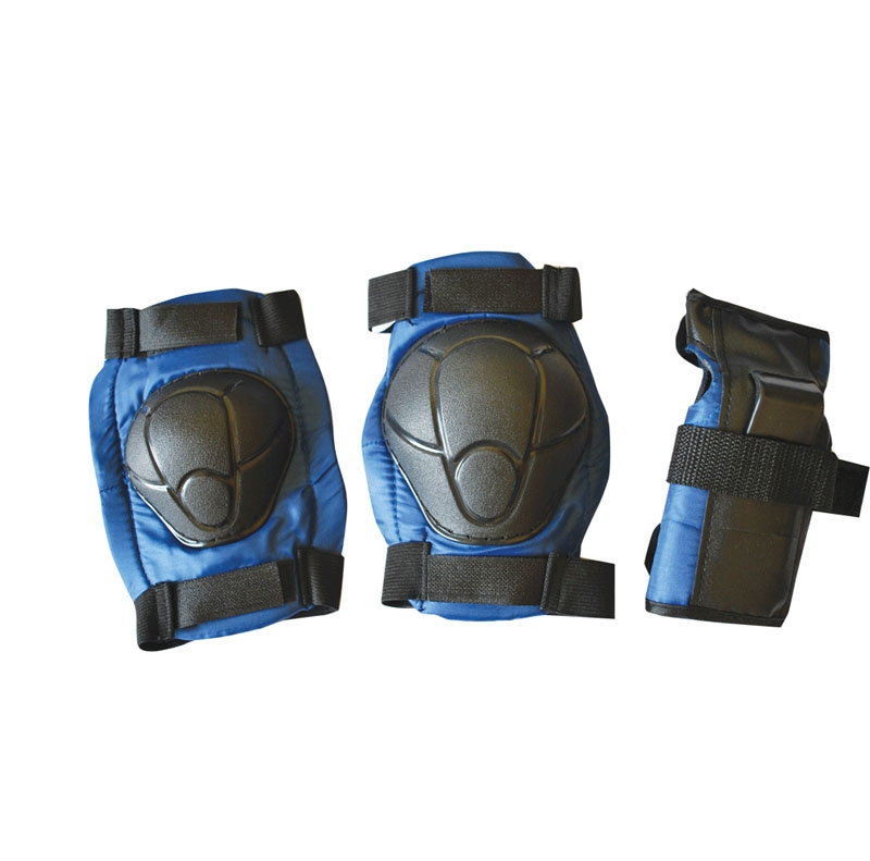 In-line chrániče TRULY NAIVE SET, modré