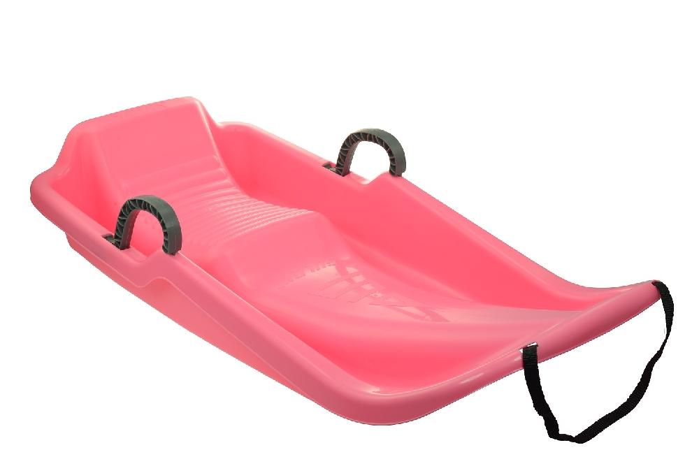 Bob plastový SULOV-OLYMPIC, ružový