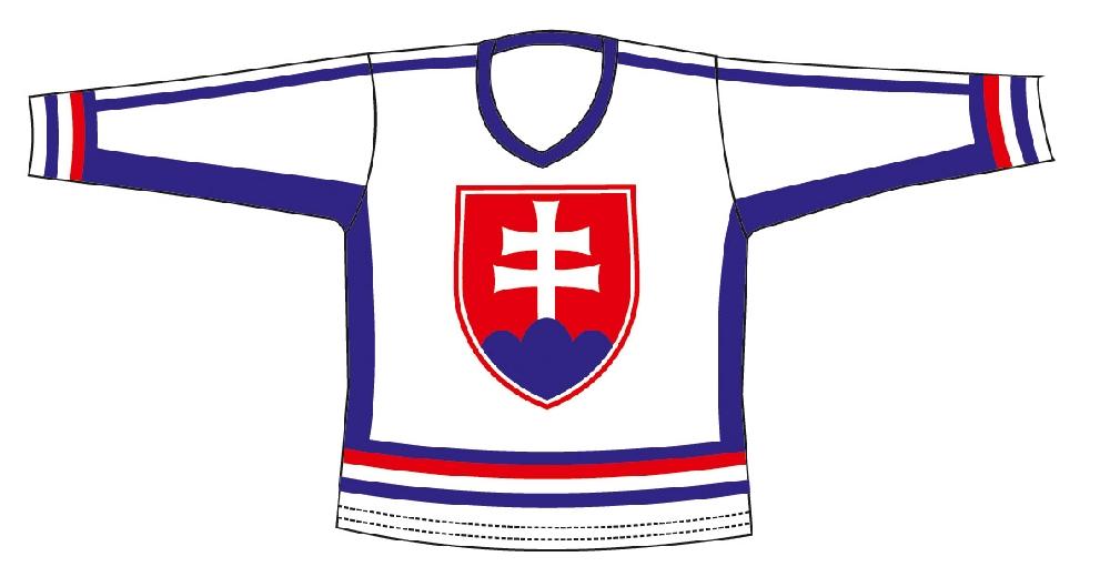 Hokejový dres SR 6