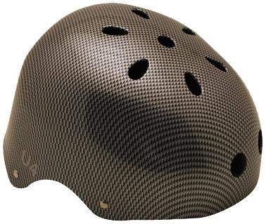 Helma na skate SULOV U4, tmavě šedá