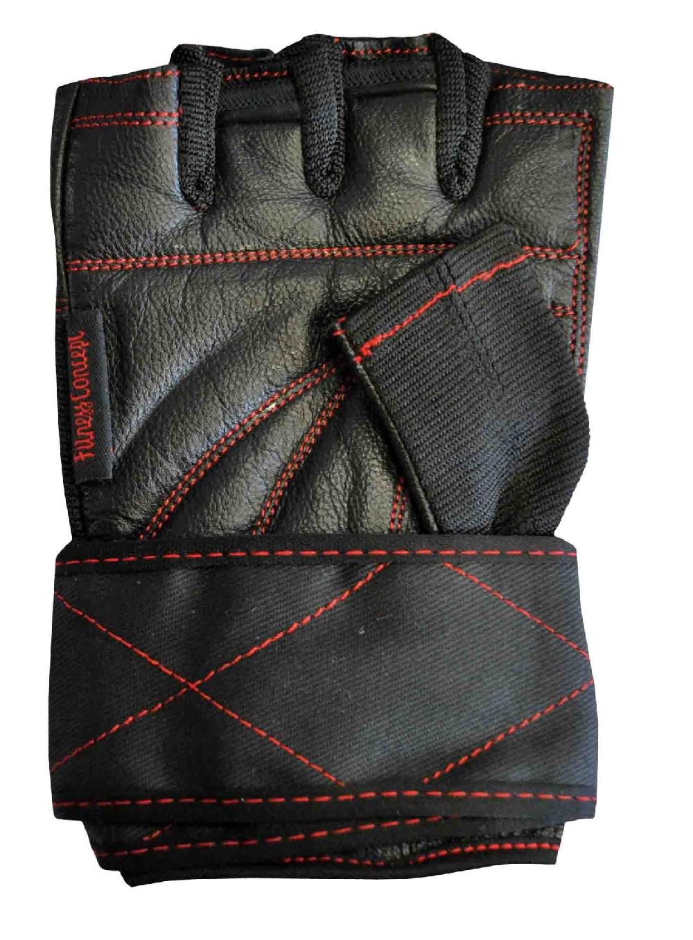 Fitness rukavice LIFEFIT TOP, černé