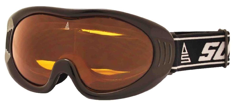 Brýle sjezdové SULOV RIPE, černá lesk