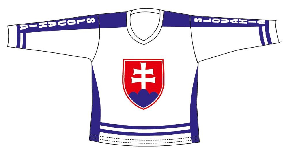 Hokejový dres SR 3