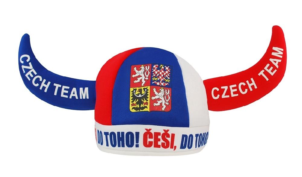 Klobouk rohy ČR 5