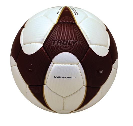 Fotbalový míč TRULY MATCH LINE III., vel.5