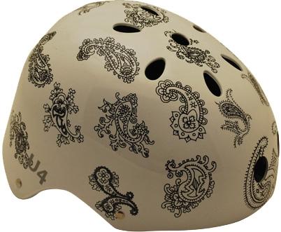 Helma na skate SULOV U4, bílá
