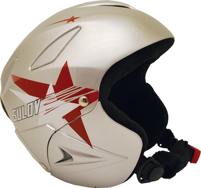Lyž.helma SULOV RANGER stříbr