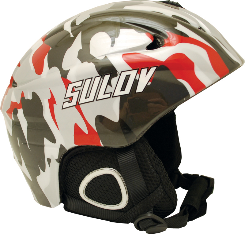 Lyž.helma SULOV REVOLT maskáč