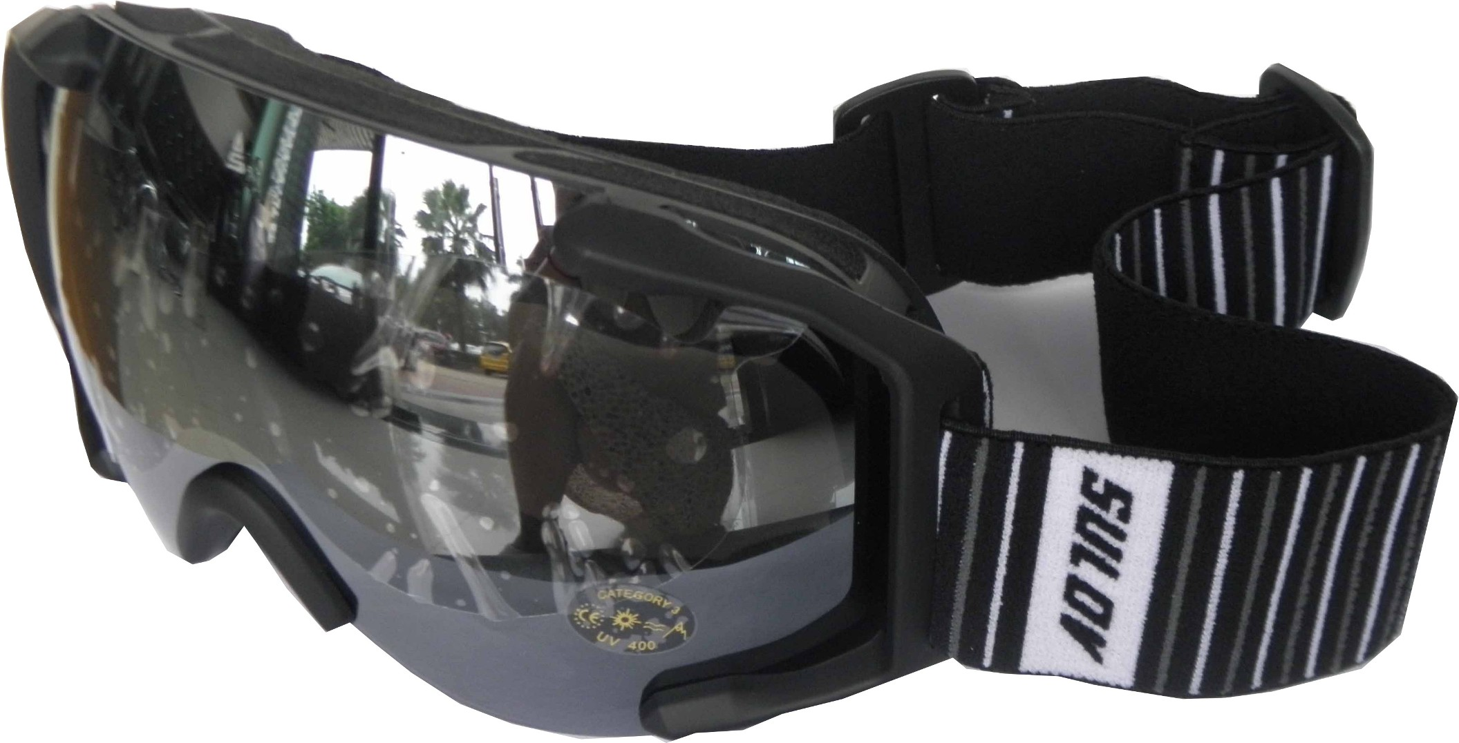 Lyžař.brýle SULOV senior černé