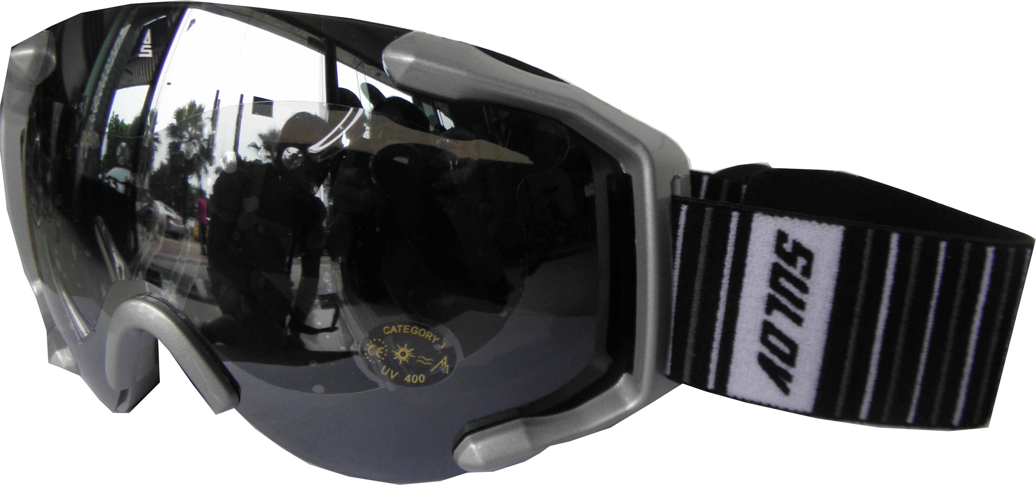 Lyžař.brýle SULOV senior střib
