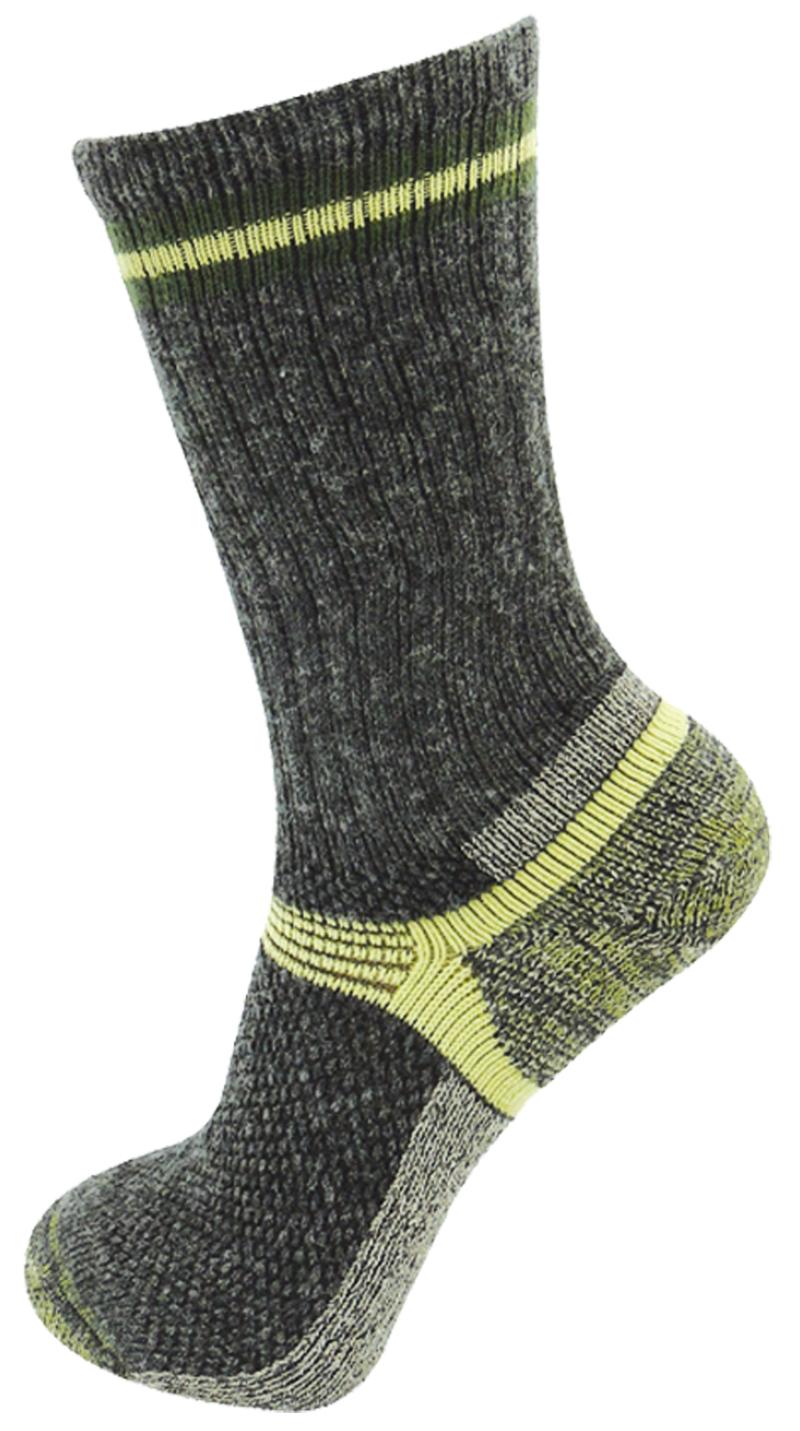Sportovní ponožky šedé v.42-44