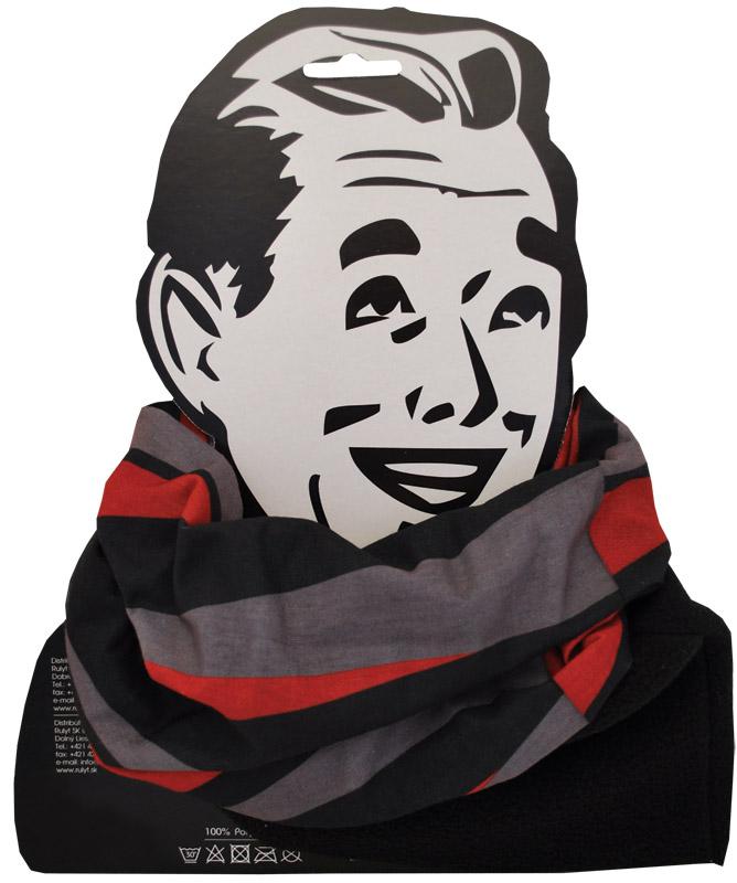 Sport.šátek s flísem